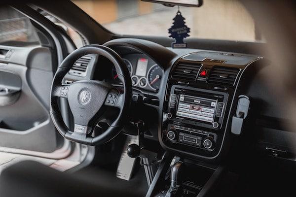 Interior de Volkswagen