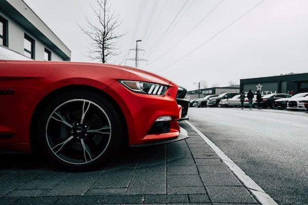 Adrenalina se vive en Mustang