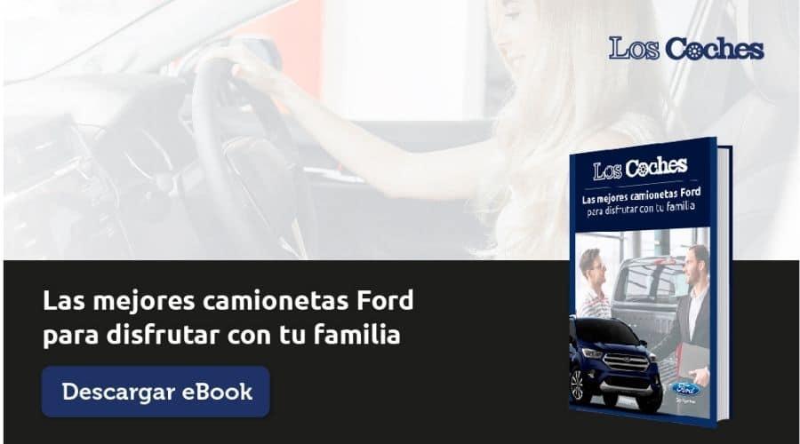 Ebook Las mejores camionetas Ford para disfrutar con tu familia