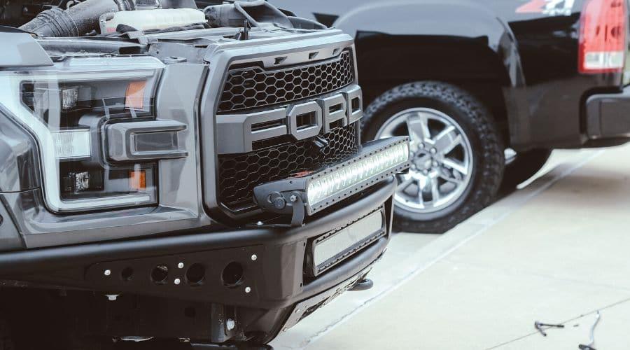 Opciones Ford