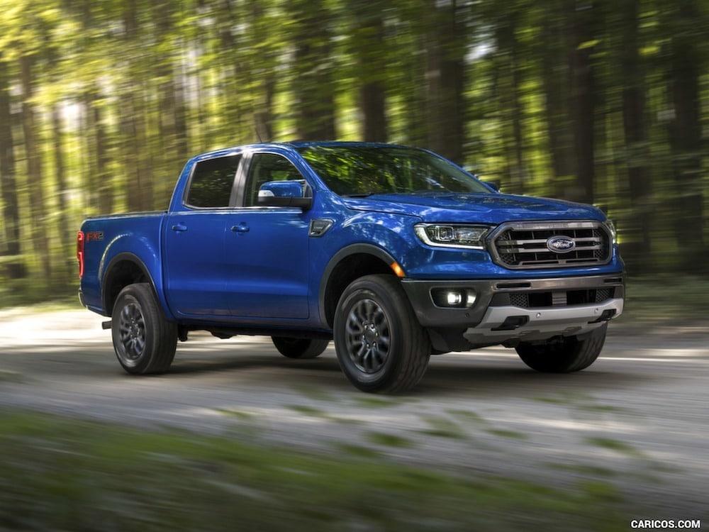 Ford Ranger 2020: segura para ti y tu familia