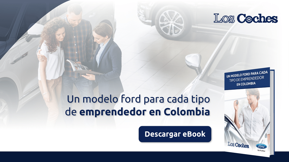 Ebook modelos Ford Emprendedores