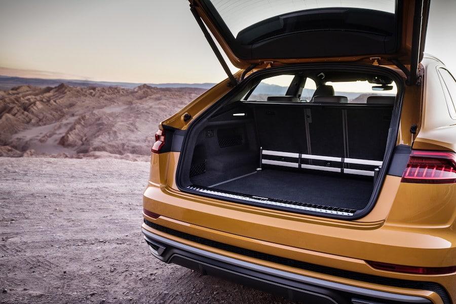 SUV de lujo Audi Q8