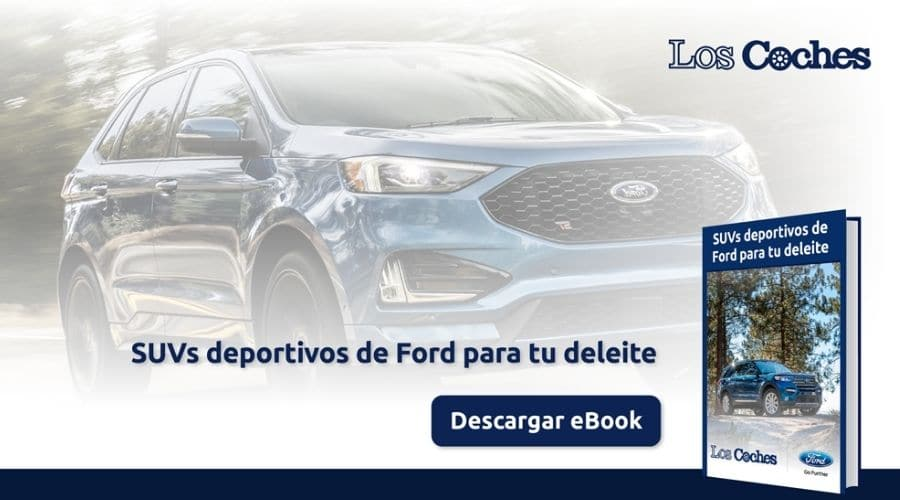 Ebook SUVs deportivos de Ford para tu deleite