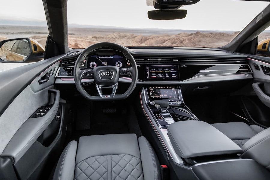 Características del Audi Q8