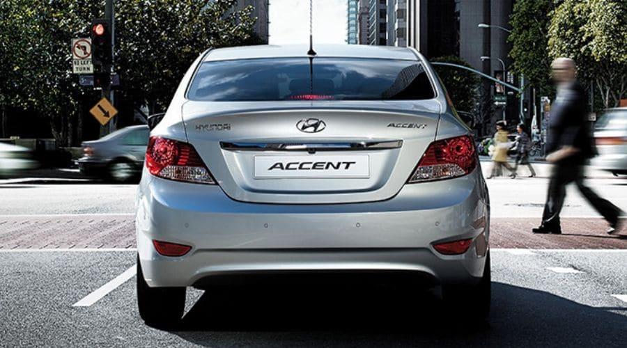 Hyundai Accent es un sedán deportivo