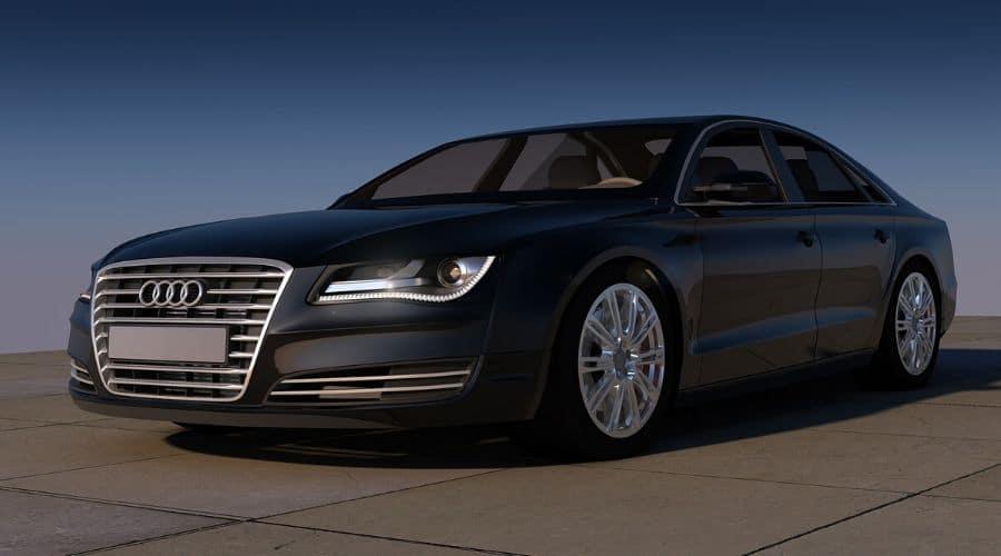 Evolución con tu Audi A8