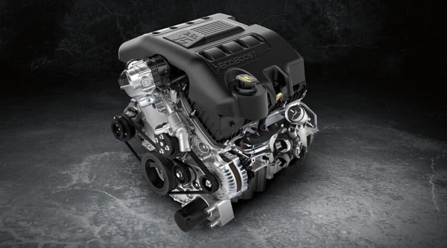 Conoce el motor EcoBoost