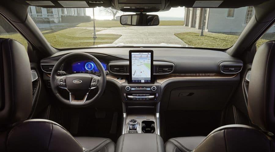 ¿Por qué optar por Ford Explorer 2020?