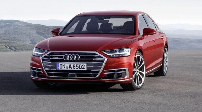 Conoce el nuevo Audi A8