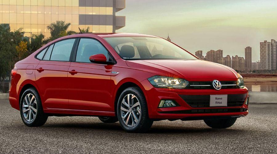 Un carro anticipado a su época: Volkswagen Virtus