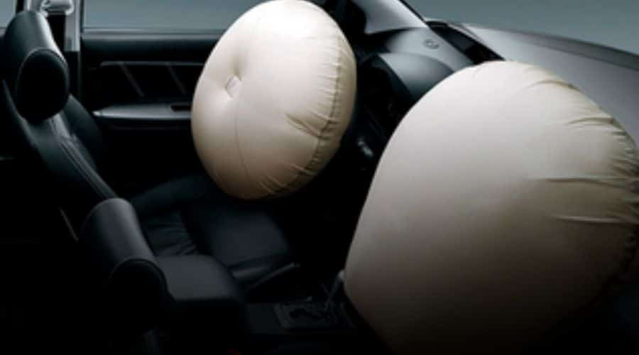 Amarok posee 2 Airbags