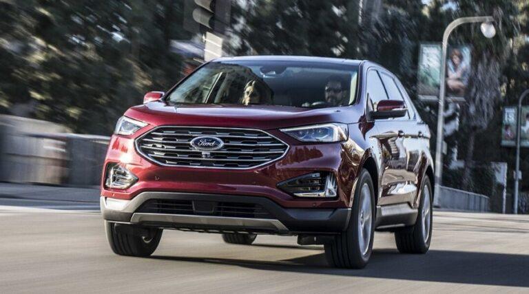 Ford Edge ST, deportiva y familiar