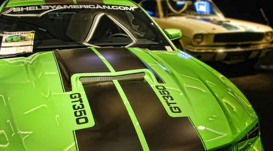 Ventajas del Ford Shelby GT350
