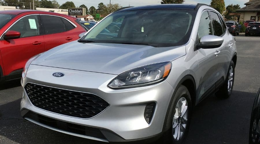 Diseño sport de Ford Escape
