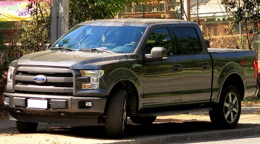 Ford F-150, la pick up más segura de Ford