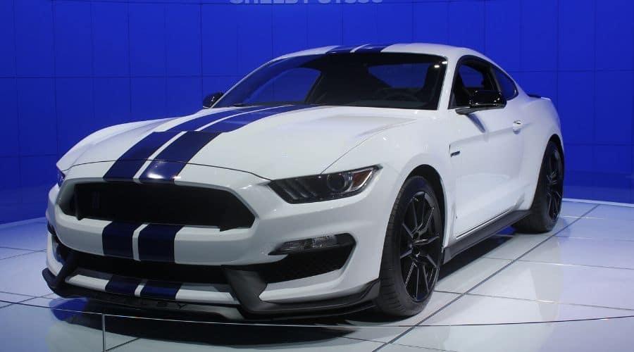 Modos de manejo del Ford Shelby