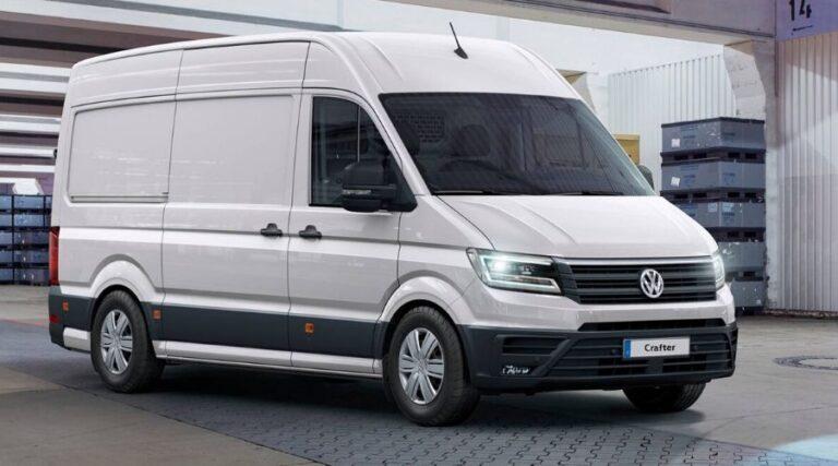 Van Crafter para tu negocio