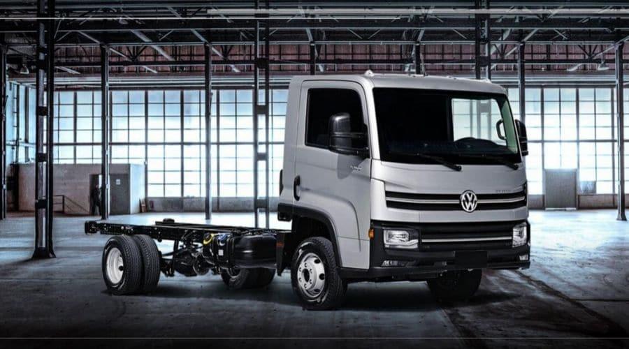 Características camiones de volkswagen