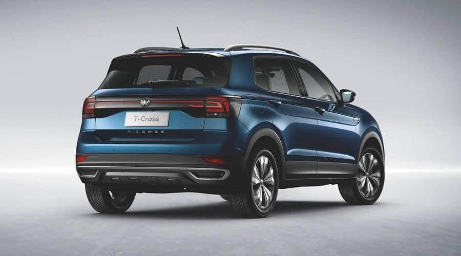 Volkswagen 2020 Nuevo T-Cross es urbana
