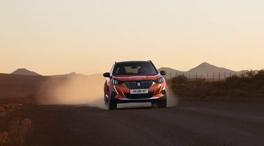 Peugeot 2008-2020 es potente y elegante