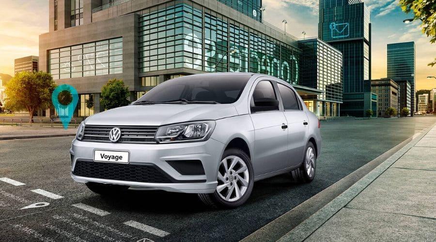 Voyage Volkswagen 2020 es máxima seguridad