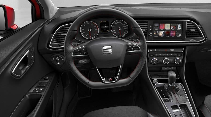 Diseño deportivo Seat León