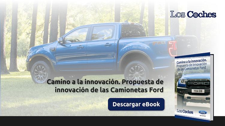 Ebook camino a la innovación Ford