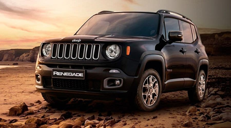 Jeep Renegade Sport Colombia