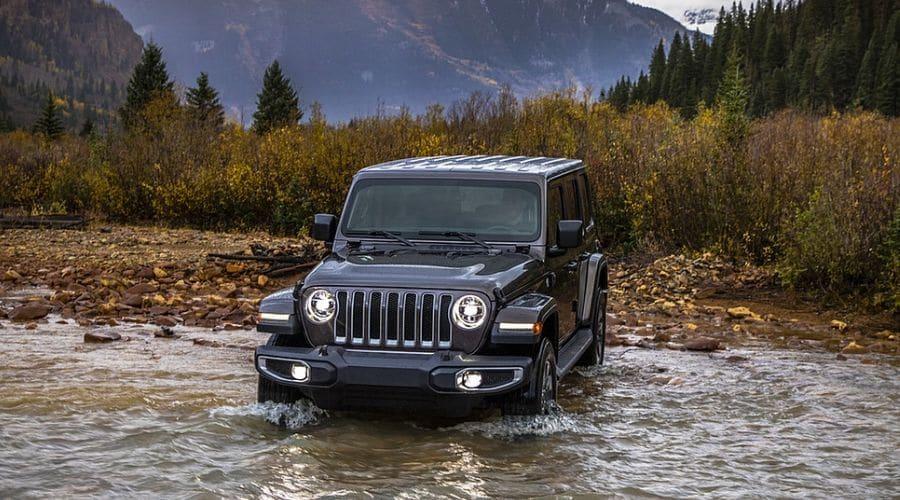 Características de la Jeep Wrangler