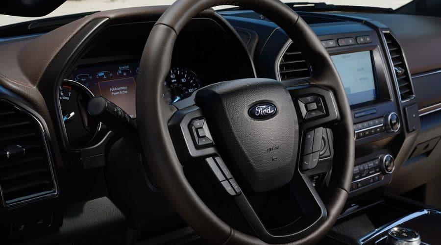 Innovación y potencia Ford Expedition