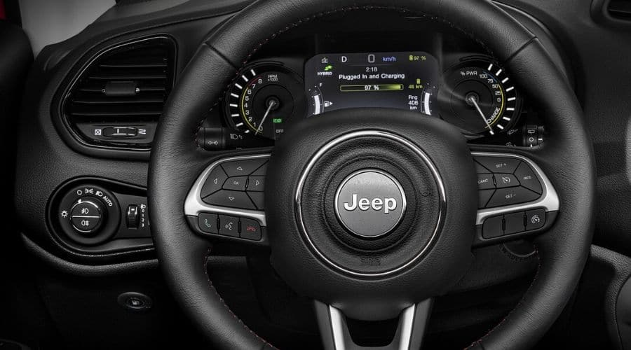 Conoce el motor de Jeep Renegade