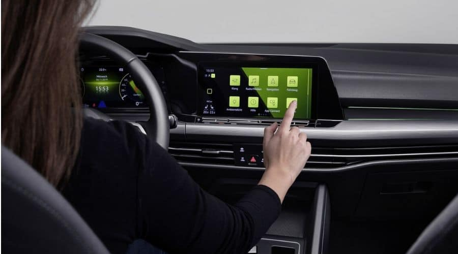 Volkswagen App-Connect sistemas operativos