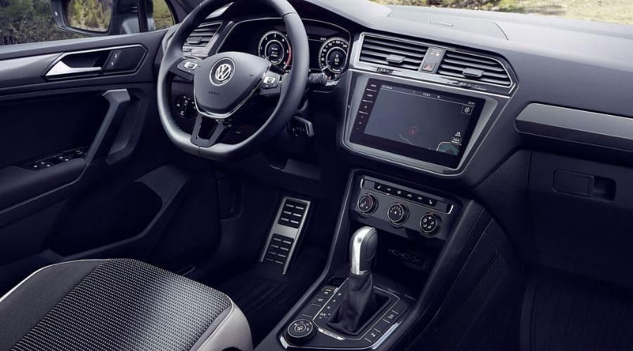 Tecnología en seguridad vehículos Volkswagen