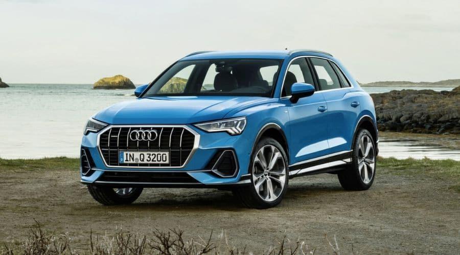 Todo sobre el diseño Audi Q3