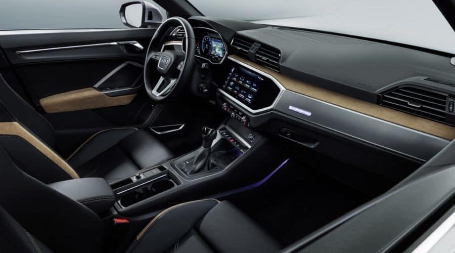 Audi Q3 poderoso e innovador