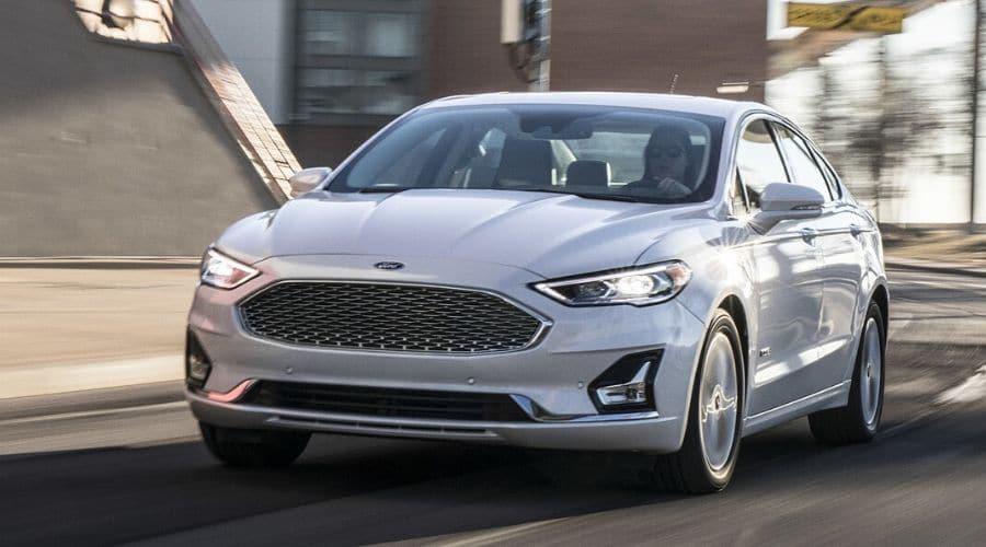 Ford Fusion es seguro