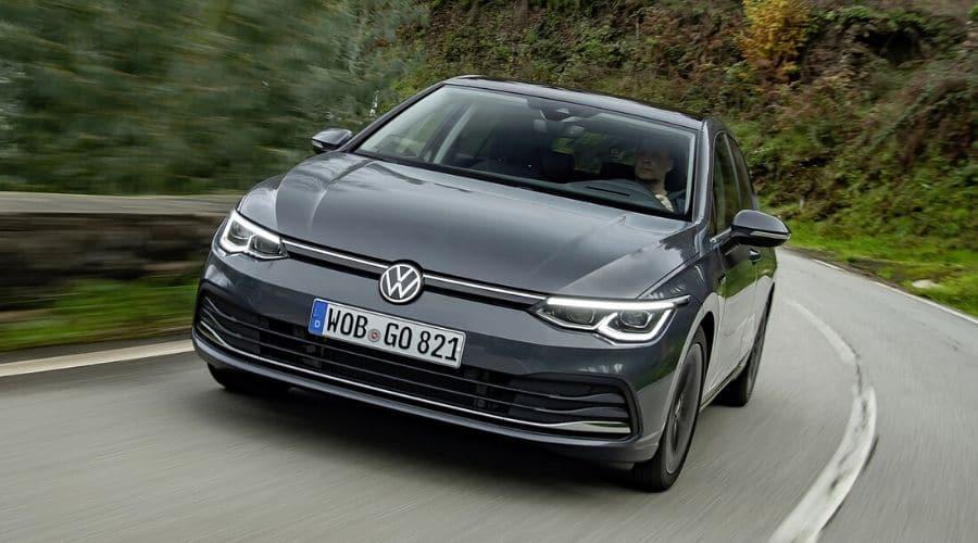 Diseño VW Golf 2020