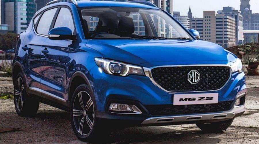 SUV seguro y confiable de MG