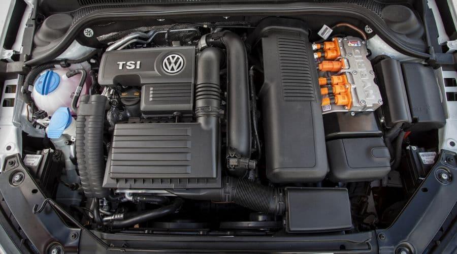 Tecnología en motores de Volkswagen