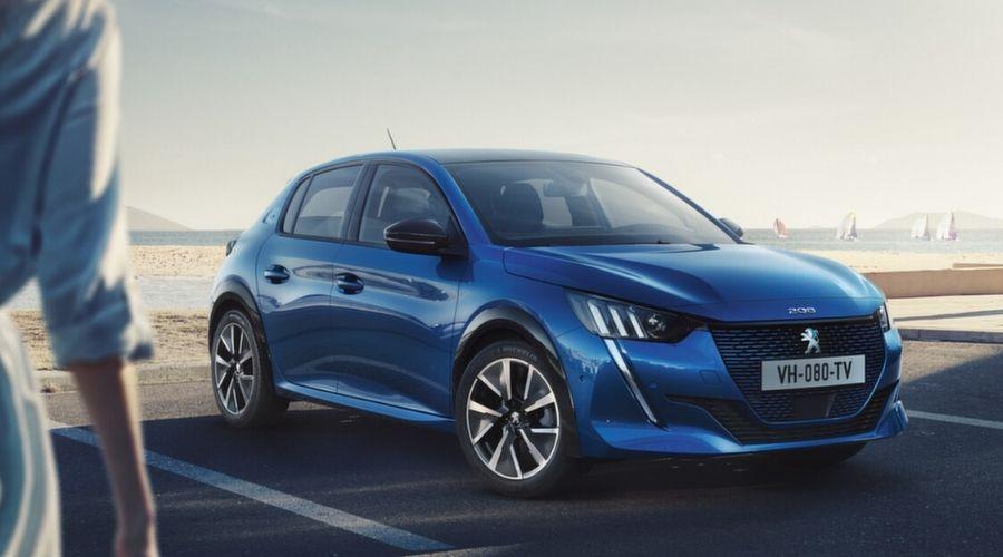 Peugeot y sus innovaciones en carros eléctricos: e-208