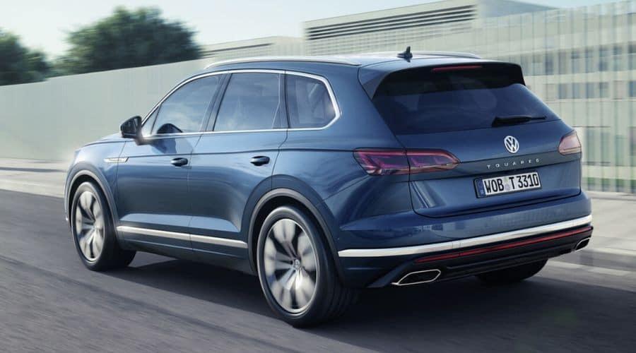 Tu fabulosa SUV Volkswagen