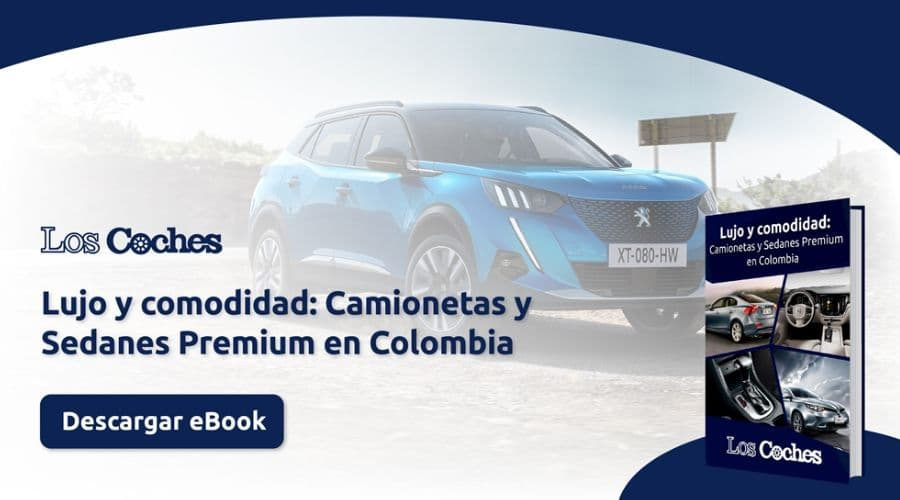 Ebook sedanes y SUVs premium