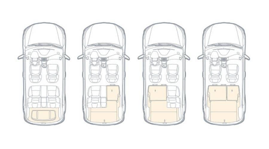 Espacio interior Hyundai Creta