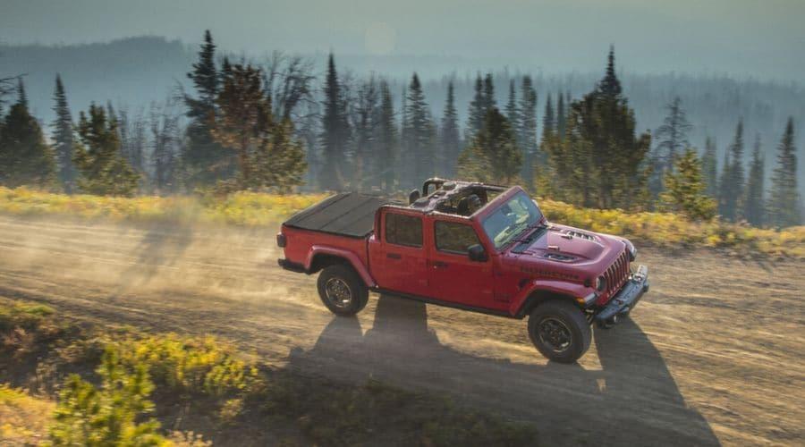 Conoce la Nueva Jeep Gladiator