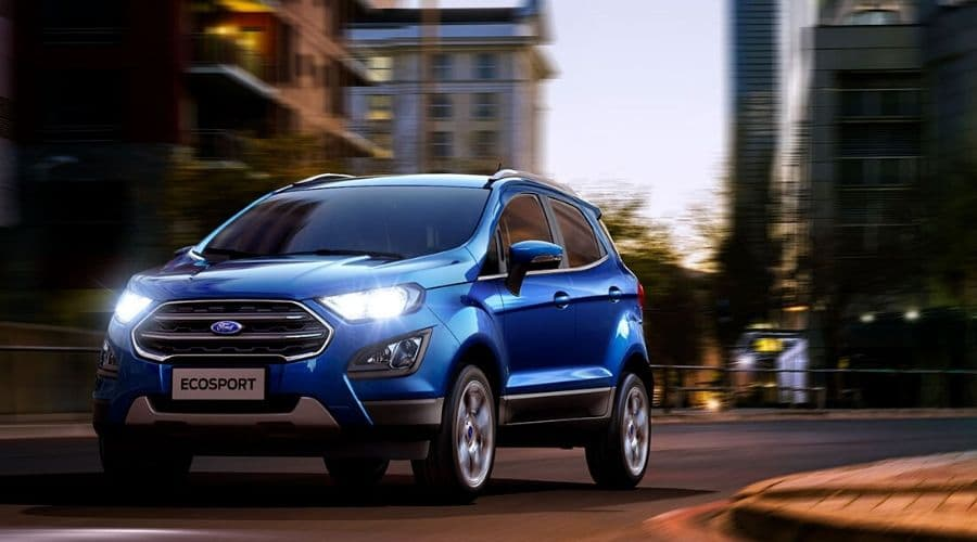 Ford EcoSport ahorra combustible