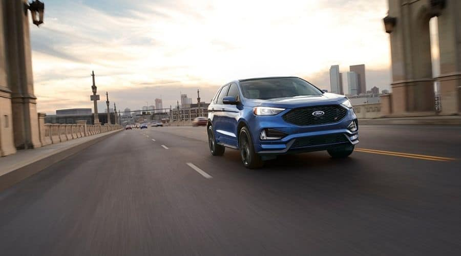 Ford Edge ST Performance