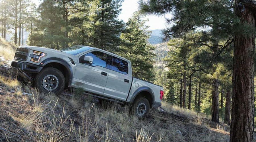 Ford Raptor 2020 Performance