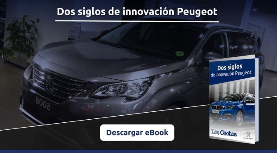 Ebook 2 siglos innovación Peugeot