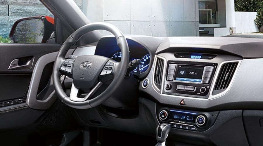 Tecnologia del Hyundai Creta 2020